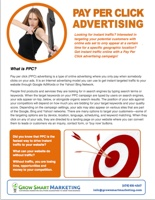 Pay Per Click Brochure